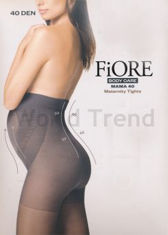Fiore Maternity 40 Denier Tights