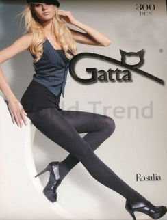 Gatta Rosalia 300 Denier Tights