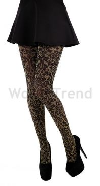 Pamela Mann Baroque Lurex Tights