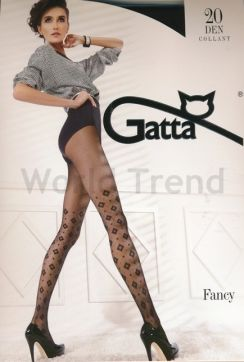 Gatta Fancy 04 20 Denier Tights