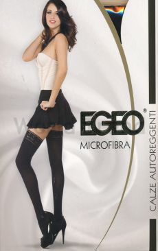 Egeo Microfibre 40 Denier Hold Ups with Silicone