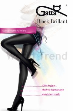 Gatta Black Brillant bright 120 Denier Tights