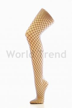 Yvonne Basket netz Tights