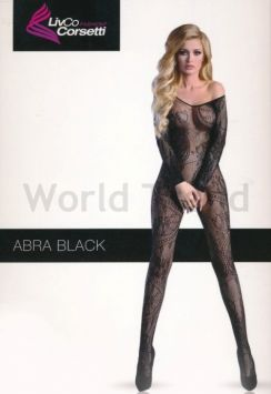 Livco Corsetti Abra Sexy Bodystockings In Big size too