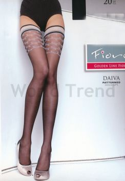 Fiore Daiva 20 Denier Hold Ups