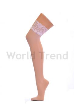 Yvonne 20 Denier Stockings without Silicone