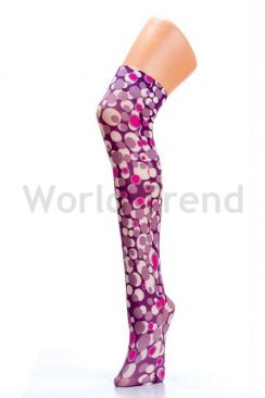 Hotlook Dolly Polly Coloured Hold Ups